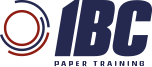 logo ibc paper training